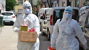 Bursa'da Koronavirüs Tespitine Yönelik