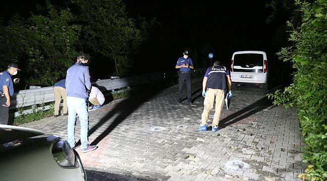 Bursa'da Silahlı Kavgada 2 Kişi Ağır Yaralandı