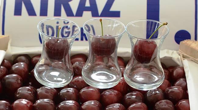 Geleneksel Kiraz Festivaline Koronavirüs Engeli