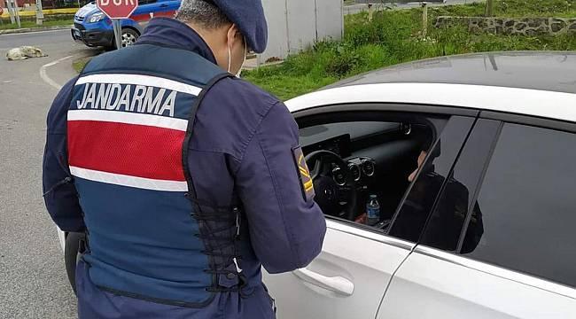 Kırklareli'nde Maske Takmayan 97 Kişiye 87 Bin 300 Lira Ceza Kesildi
