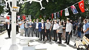 """""""15 Temmuz Demokrasi Kültür ve Sanat Parkı"""" Açıldı"""