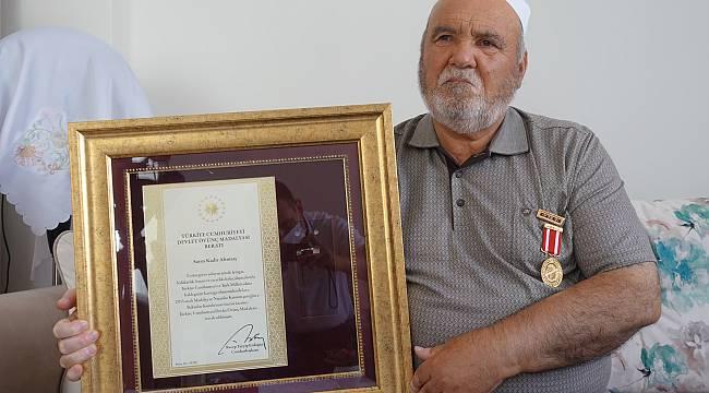 """15 Temmuz Gazisi, """"Keşke Sela Yüzünden Beni Şehit Etselerdi"""""""