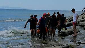 23 Yaşındaki Genç Serinlemek İçin Girdiği Denizde Boğuldu