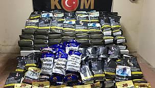 Bandrolsüz Tütün Ürünleri Satan 2 Kişi Hakkında İşlem Yapıldı