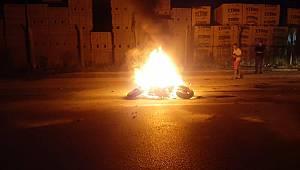 Bursa'da Traktöre Çarpan Motosikletin Sürücüsü Öldü