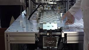 Günlük 30 Bin Cerrahi Maske Üretiliyor