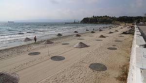 Hamzakoy Plajına 4. Kez