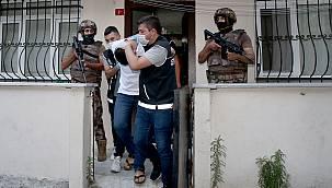 İstanbul'da Uyuşturucu Operasyonu, 75 Gözaltı