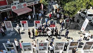 Karesi Belediyesi'nden 15 Temmuz Fotoğrafları Sergisi