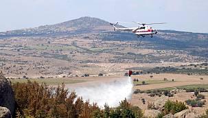 Kırklareli'de Çıkan Orman Yangını Kontrol Altına Alındı