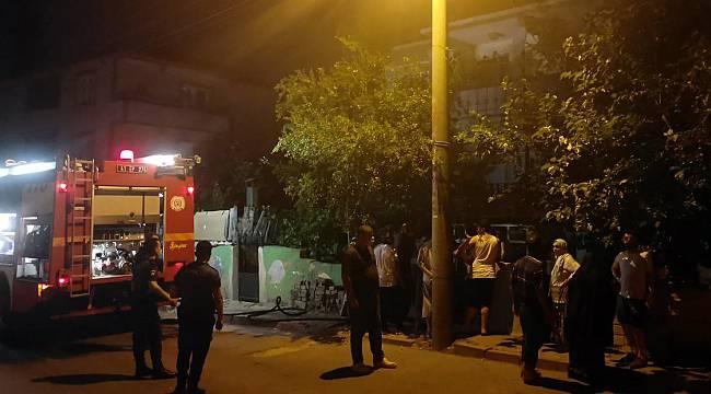 Kocaeli'de Bir Evde Çıkan Yangın Kontrol Altına Alındı