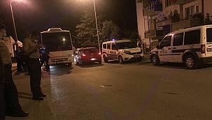 Sakarya'da İki Grup Arasında Çıkan Kavga Polis Müdahalesiyle Son Buldu