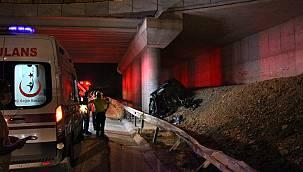 Sancaktepe'de Trafik Kazası, 1 Ölü, 6 Yaralı