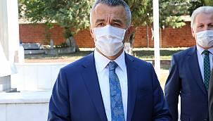 """Vali Vatandaşları Uyardı, """"Henüz Koronavirüs Süreci Bitmiş Değil!"""""""