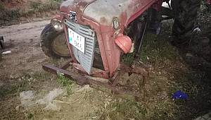 Yenişehir'de Devrilen Traktörün Altında Kalan Sürücü Hayatını Kaybetti