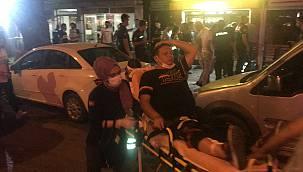 Bursa'da Silahlı Kavga, 2 Yaralı