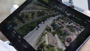 """""""Drone"""" İle Trafik Denetimi"""