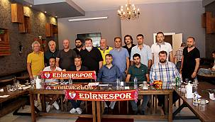 Edirnespor Transfere 2 Buçuk Milyonluk Bütçe Ayırdı