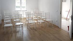 Ergene'deki Nikah Salonu Yenileniyor