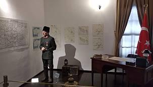 Kırklareli'ndeki Atatürk Evi Normalleşme Süreci ile Kapılarını Yeniden Açtı