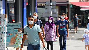 Trakya'da Vatandaşlar Maskesiz Dışarı Çıkmıyor