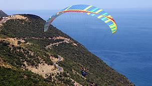 Uçmakdere Bayramda Adrenalin Tutkunlarını Ağırlıyor