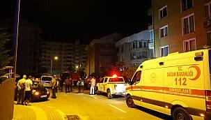 Bursa'da Bir Apartmanda Çıkan Yangında 3 Kişi Dumandan Etkilendi