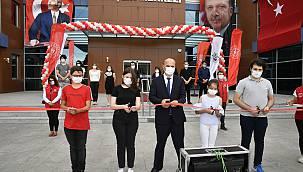 Edirne'de Deneyap Teknoloji Atölyesi Açıldı