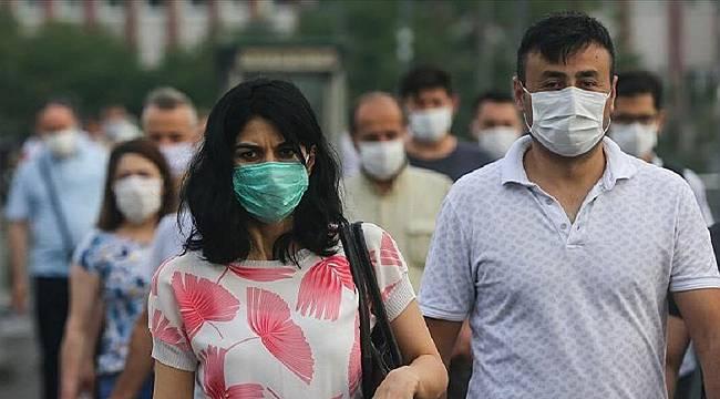 Maske Takmayan 43 Kişiye Para Cezası