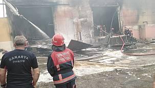 Sakarya'da Fabrikanın Kazan Dairesinde Patlama, 2 Yaralı