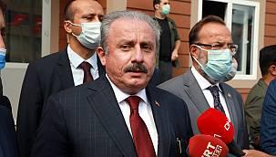 TBMM Başkanı Şentop'tan 'İdam Cezası' Açıklaması