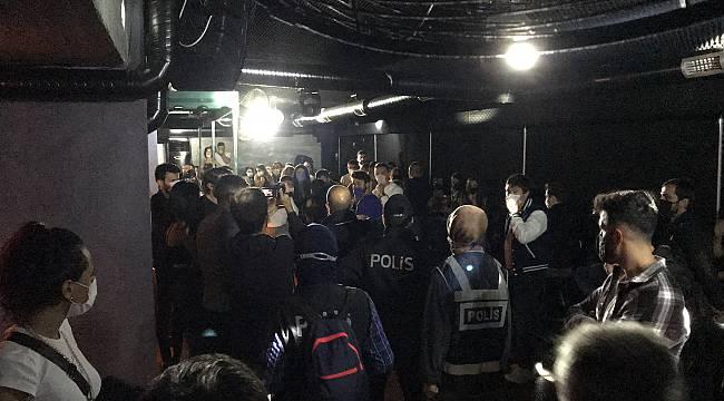 Bursa'da Kovid-19 Tedbirlerine Uymayan 76 Kişiye Ceza Kesildi