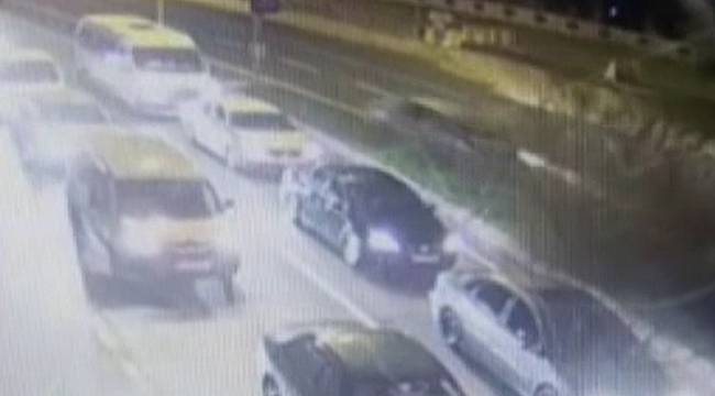 Kaza Yaptıktan Sonra Kaçan Alkollü Sürücü Başka Bir Araçta Yakalandı