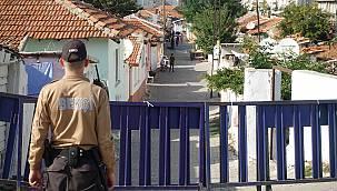 Kırklareli'nde Aynı Mahallede 2 Sokak Karantinaya Alındı
