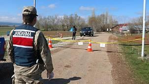 Muhtarın Testi Pozitif Çıkınca Köyün Bir Kısmı Karantinaya Alındı
