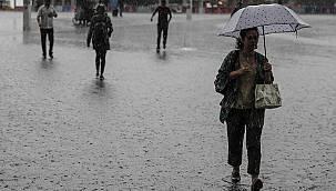 Sağanak Yağış Uyarısı! Sıcaklıklar 8-10 Derece Birden Düşecek