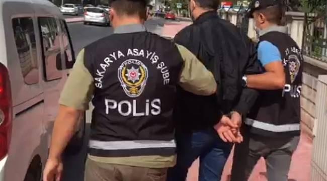 Sakarya'da 19 Yıldır Aranan Cinayet Zanlısı Yakalandı