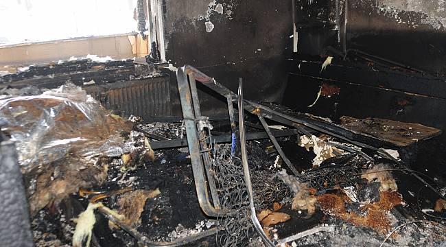 Sakarya'da Evde Çıkan Yangında 2 Çocuk Öldü