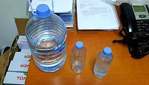 Tekirdağ'da Sahte İçki Hastanelik Etti