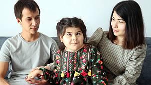 Türkmen Aile Çocuklarının Tedavisi İçin Türkiye'yi Tercih Etti