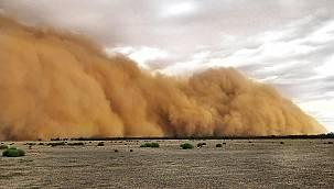 Yetkililerden Toz ve Kum Fırtınası Açıklaması