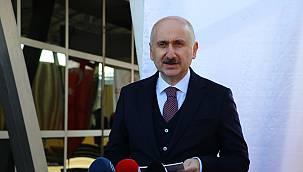 """Bakan Karaismailoğlu, """"18 Yılda 910 Milyar Liralık Yatırım Yaptık"""""""