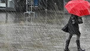 Dikkat! Meteoroloji'den Tekirdağ'a Sağanak Uyarısı