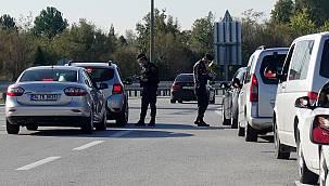 Karantinada Olması Gereken 3 Kişi Trafik Uygulamasında Yakalandı