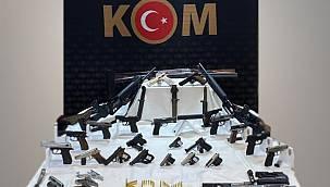 Kocaeli Merkezli Silah Kaçakçılığı Operasyonu, 24 Gözaltı
