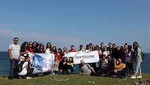 """""""Trakya'nın İncisi"""" Kıyıköy 150 Yabancı Genci Misafir Edecek"""