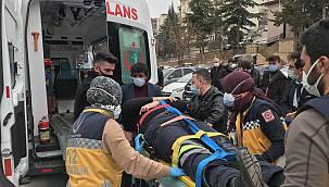 Bilecik'te Motosiklet İle Otomobil Çarpıştı, 1 Yaralı