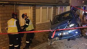 Bursa'da Otomobilin Çarptığı Kadın Ağır Yaralandı