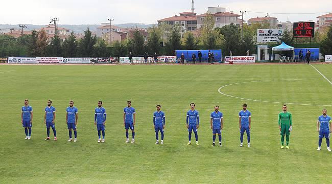 Ergene Velimeşespor Kahramanmaraşspor Takımını Konuk Edecek
