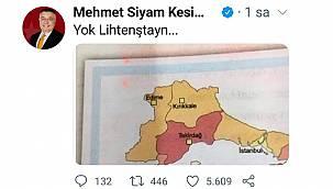 """""""Kırklareli'nin"""" Adı """"Kırıkkale"""" Yazılınca Belediye Başkanı'ndan Esprili Yanıt"""